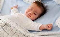 sleeping babyth