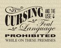 cursing-prohibited-foul-language-poster-52201792