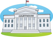 courthouse clipart