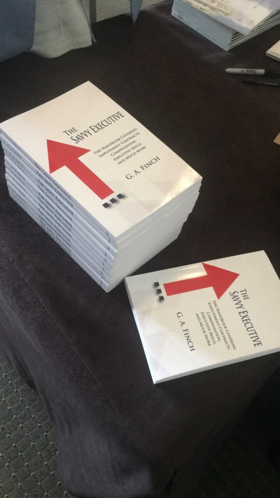 Book Signing - Stack of Books